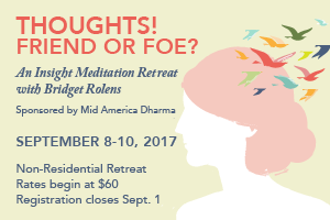 Bridget Rolens Retreat Sept 2017