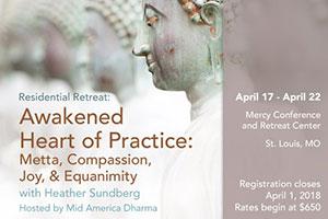 Heather Sundberg Meditation Retreat